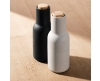 Menu Bottle Grinder molen set van 2 deksel beukenhout - 2