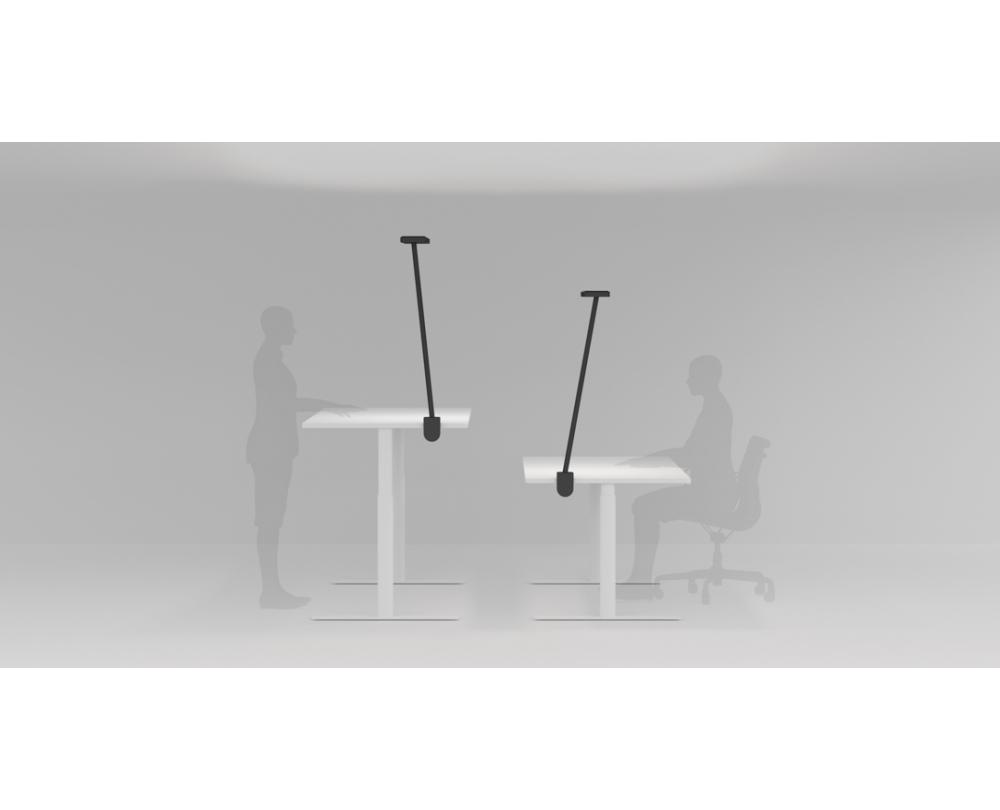 Tobias Grau XT-A Single Table CLAMP bureaulamp - 2