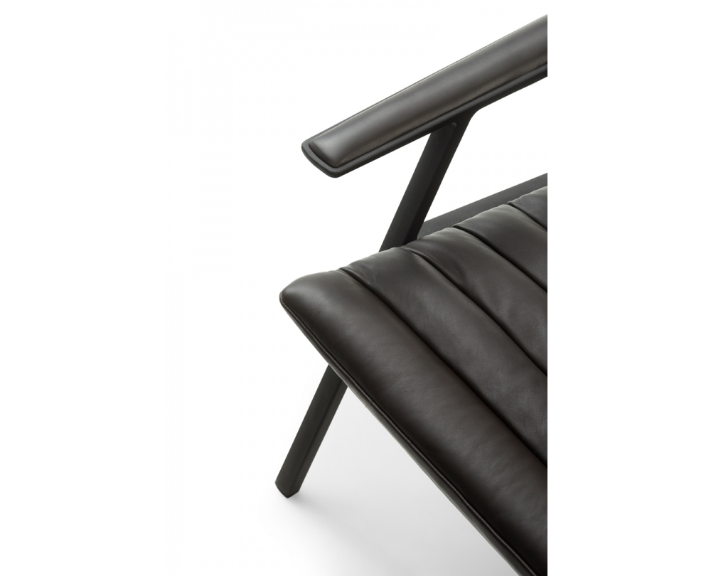 Vipp 456 shelter lounge fauteuil - 5