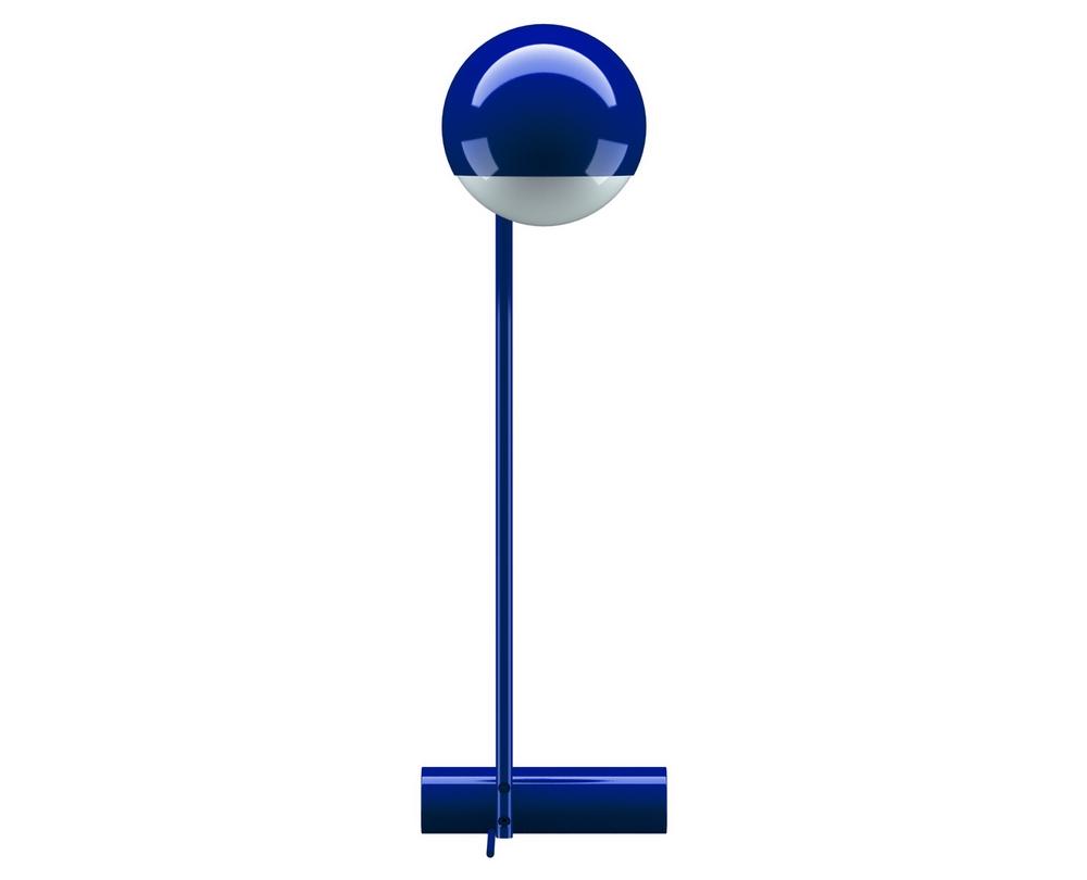 Tecta L25N ultramarijn tafellamp / bureaulamp - 2