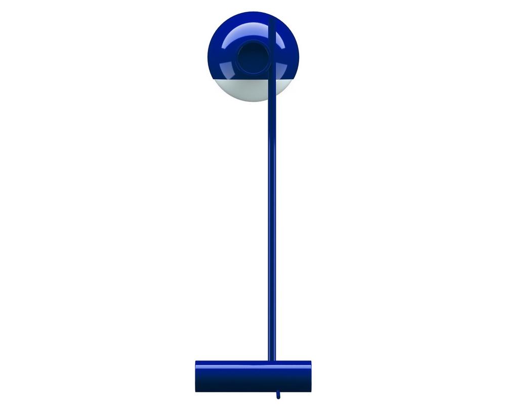 Tecta L25N ultramarijn tafellamp / bureaulamp - 3