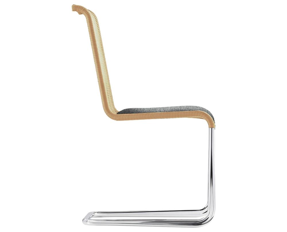 Tecta B20i sledestoel / eetkamerstoel - 3