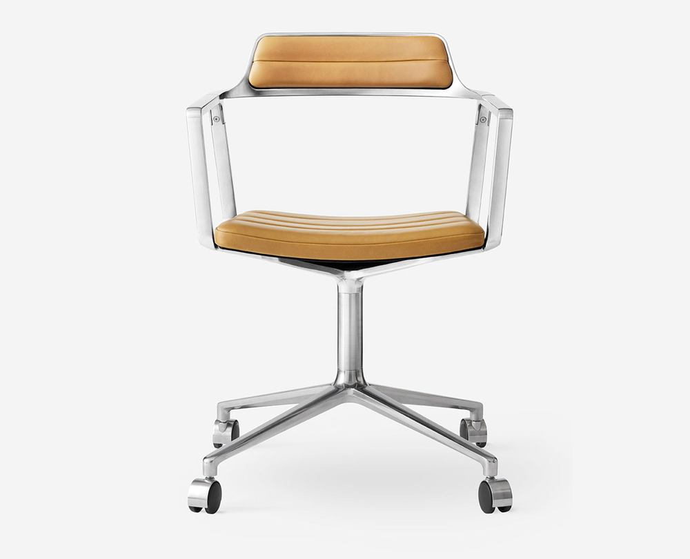 Vipp 452 bureaustoel met wielen - 2