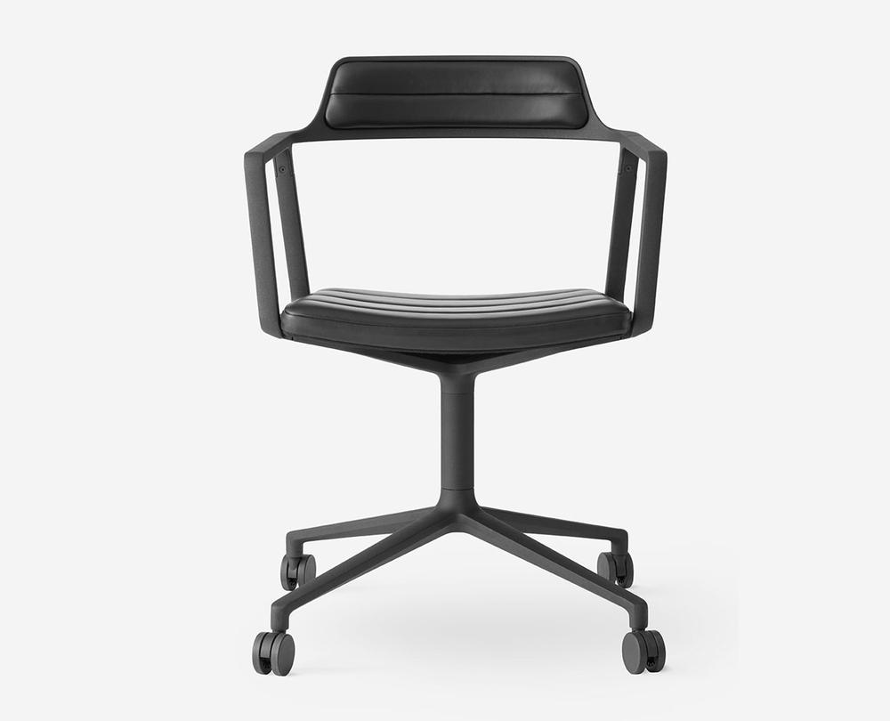 Vipp 452 bureaustoel met wielen - 1
