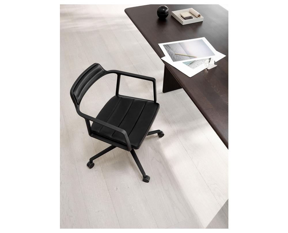 Vipp 452 bureaustoel met wielen - 6