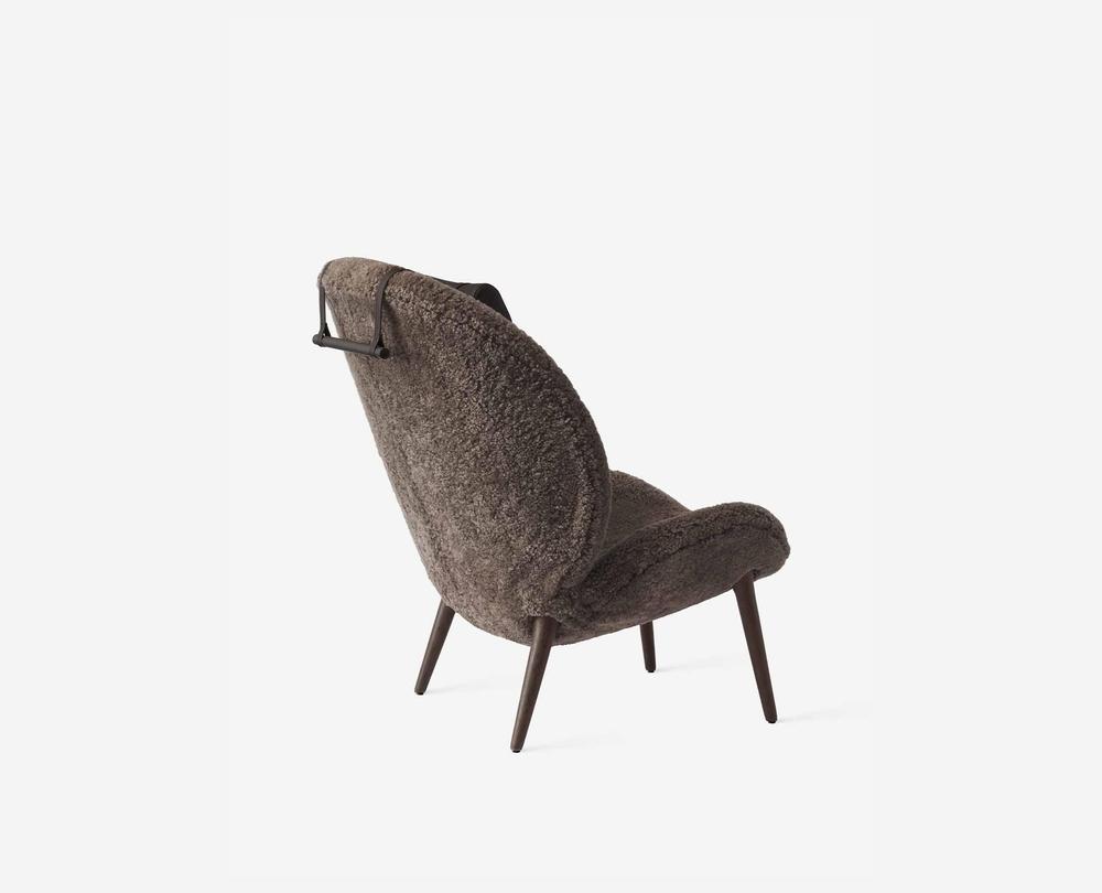 Vipp 89466 neksteun voor Lodge fauteuil - 5