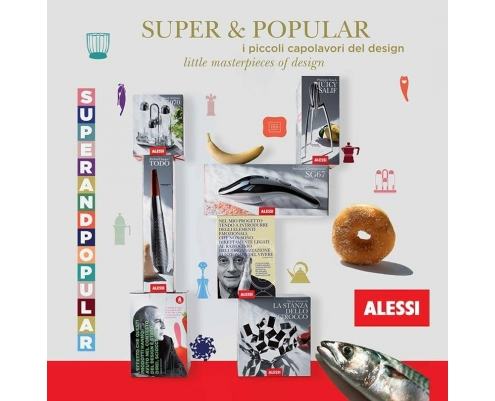 Alessi Diabolix - Flesopener - 2