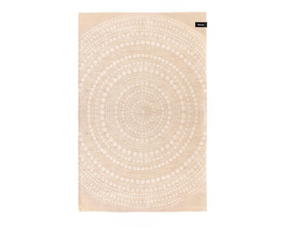 Iittala Kastehelmi Theedoek - 47 x 70 cm - Poederroze - 1