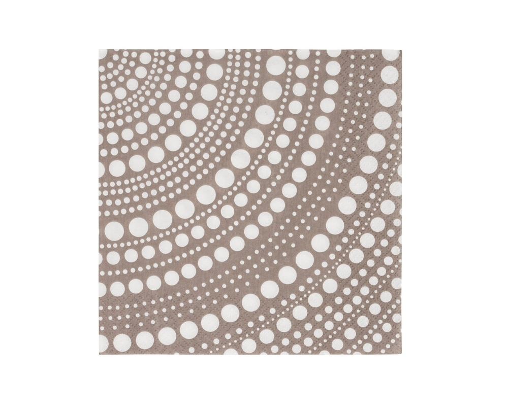 Iittala Kastehelmi Papieren servetten - 33 cm - 1