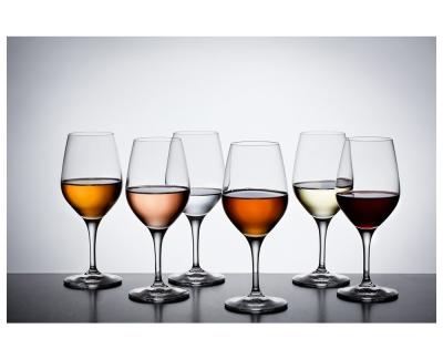 Orrefors Sense Allround Wine 27,5 Cl 6-pack