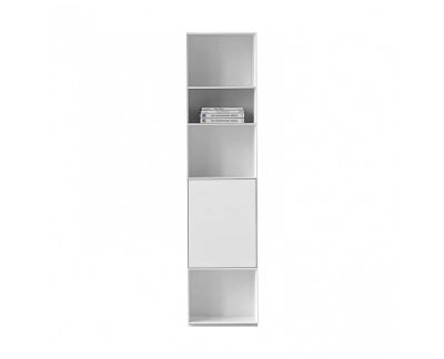 Piure Nex Pur - Rek met deur 50x211.5x36cm