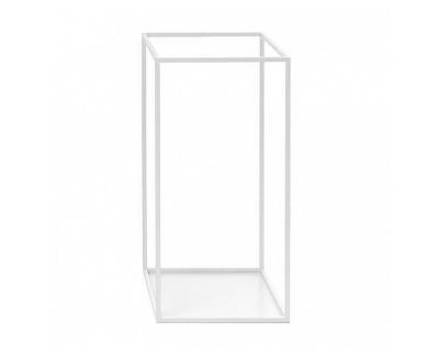 Schönbuch Rack - schermstandaard/bijzettafel vierkant