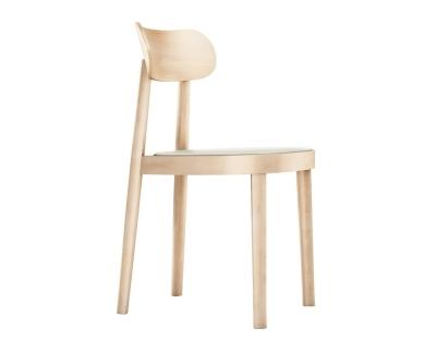 Thonet 118 SP stoel zit gestoffeerd