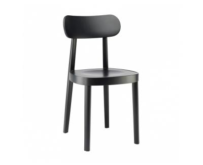Thonet 118 M stoel met gevormde zitting