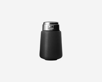 Vipp 9 W zeepdispenser wandmodel (zwart)