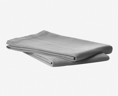 Vipp 121 theedoek set van 2 stuks (grijs)