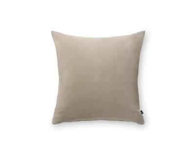 Vipp 116 kussen velour (dark beige)