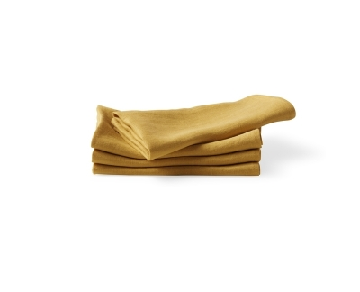 Vipp 125 servetten (4x) (geel)