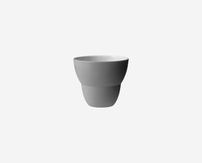 Vipp 202 koffiekop (2x) (grijs)