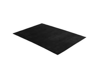 Vipp 144 tapijt wol met bamboe 240x170cm (medium) (silver black)