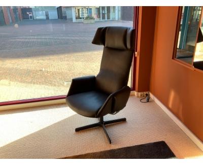 de Sede DS-343 fauteuil neckleder