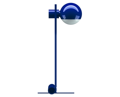 Tecta L25N ultramarijn tafellamp / bureaulamp