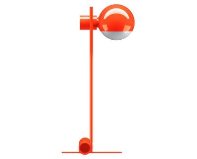 Tecta L25N neon oranje tafellamp / bureaulamp