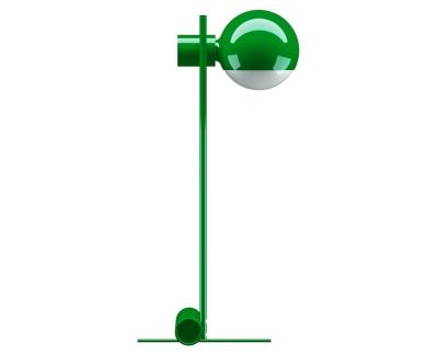 Tecta L25N neon groen tafellamp / bureaulamp