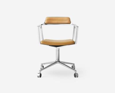 Vipp 452 bureaustoel met wielen (sand)
