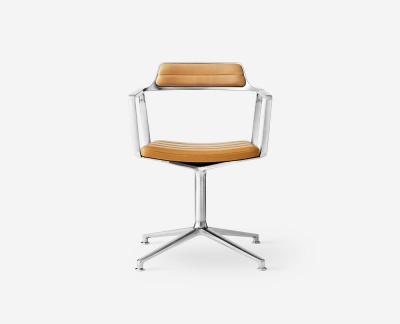 Vipp 452 bureaustoel zonder wielen (sand)