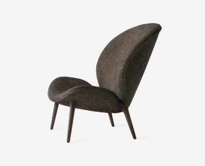 Vipp 466 Lodge fauteuil / loungestoel (Safire)