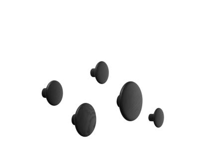 Muuto The Dots wandhaak hout