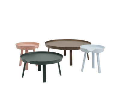 Muuto Around salontafel / bijzettafel