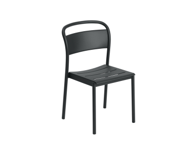 Muuto Linear Steel stoel (zonder armleuningen)