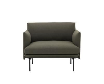 Muuto Outline fauteuil