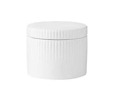 Stelton PLEAT zoutpot wit
