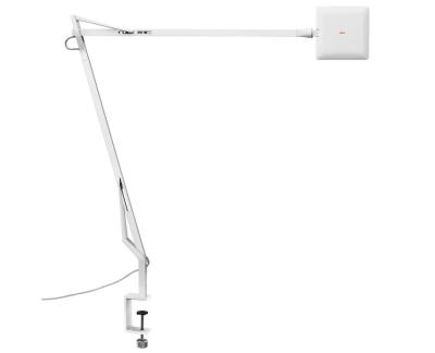 Flos Kelvin Edge bureaulamp met tafelklem LED
