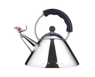 Alessi Tea Rex waterkoker met magneetbodem