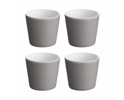 Alessi Tonale espressokopje set van 4