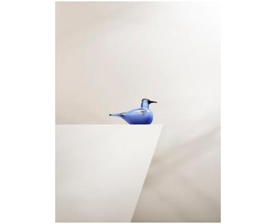 Iittala Birds by Toikka Blauwe Oriole - 145 x 100 mm