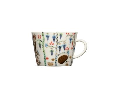 Iittala Taika Siimes Koffie-/cappuccinokop - 20 cl - Wit