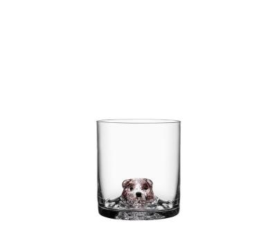 Kosta Boda New Friends glas Bear 46cl (40cl)