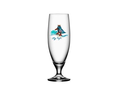 Kosta Boda Friendship Beer Fly High 50cl