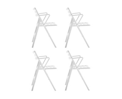 Magis Folding Air tuinstoel set van 4