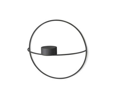 Menu POV Circle - Theelichthouder de wand