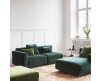 &Tradition Develius 3-zits sofa met chaise longue - 5