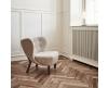 &tradition Little Petra VB1 fauteuil onderstel walnoot - 4