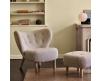 &tradition Little Petra VB1 fauteuil onderstel eiken - 3