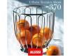 Alessi 370 fruitmand - 2