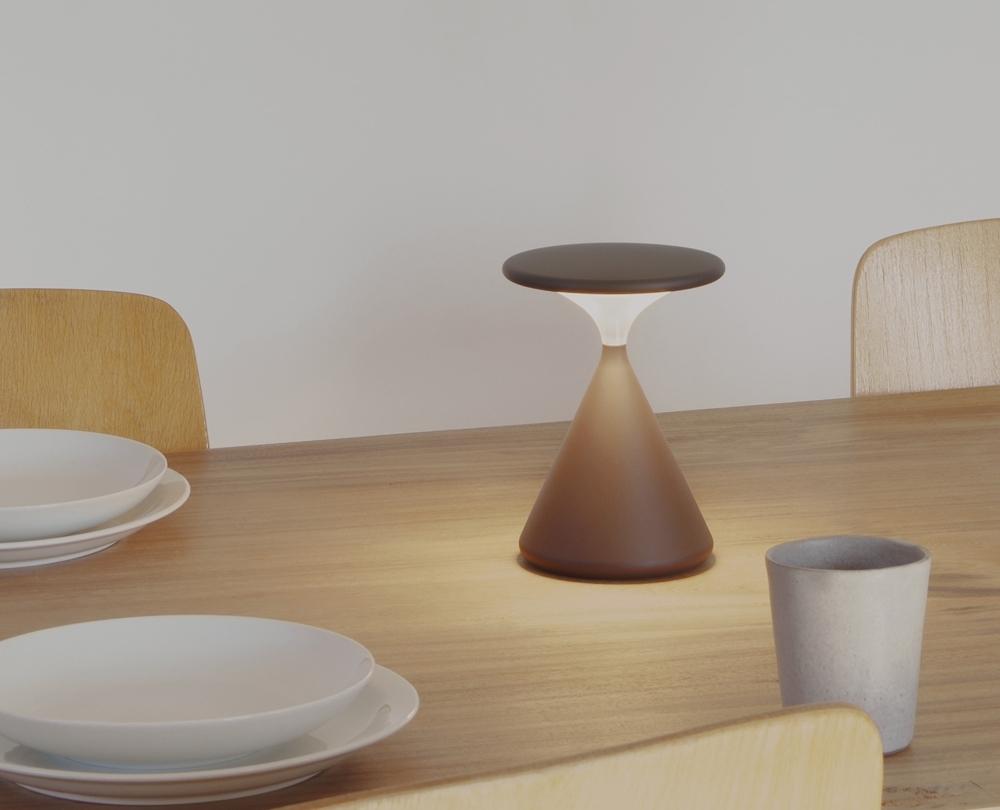 Tobias Grau Salt & Pepper draadloze tafellamp - 4